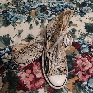 Kurt Cobain sneakers
